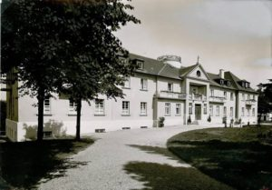 Aussenansicht 1930 - 1950